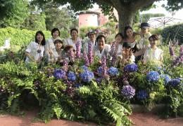 南仏サントロペ花装飾②