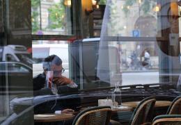 私のアナザースカイは、パリ。