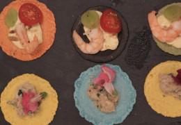 フランス紅茶と和菓子のマリアージュを楽しんできました。
