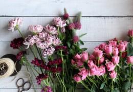 花を入れる順番はどうやって決めるの?