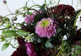 パリスタイルのお花の色合わせについて