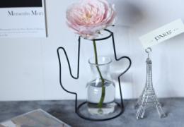100円ショップで便利な花器を見つけました。